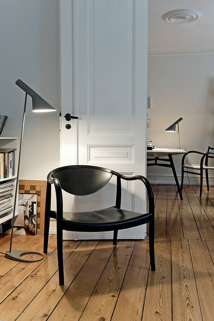aj floor lamp hotel aj floor lamp graphite grey by arne jacobsen for louis poulsen up interiors