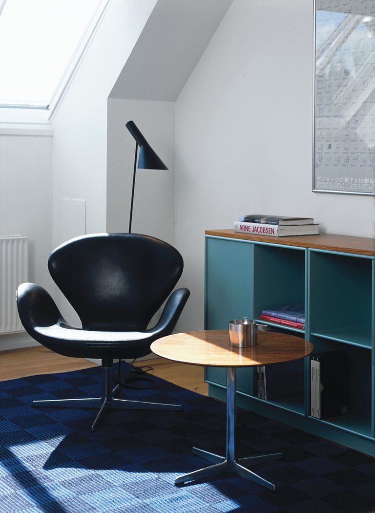 Aj Floor By Arne Jacobsen For Louis Poulsen Up Interiors