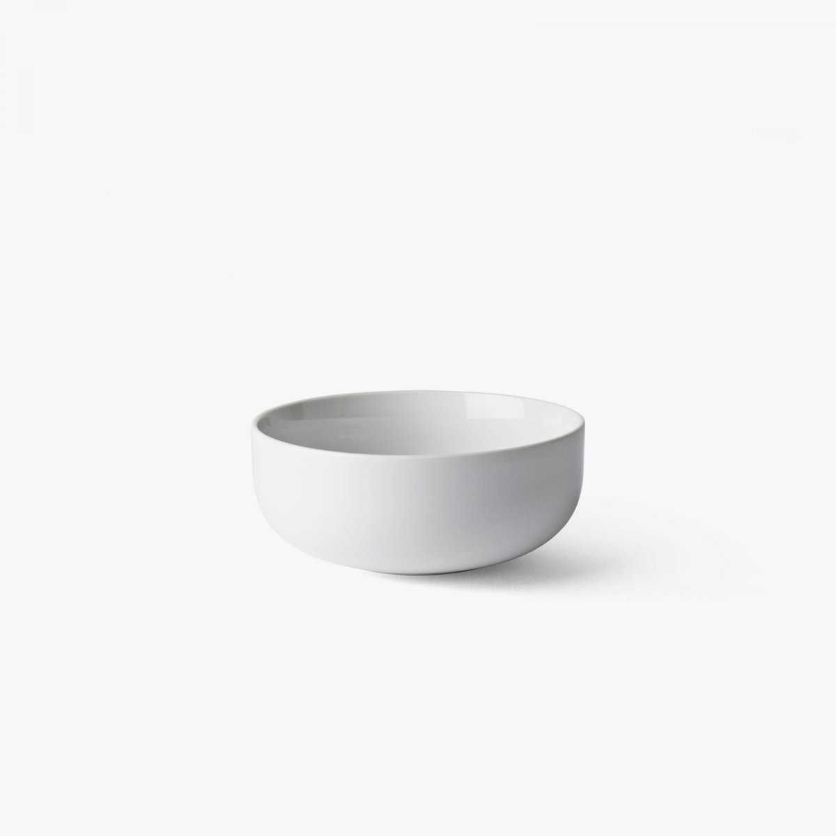 New Norm Bowl, Ø 13.5 cm, white.