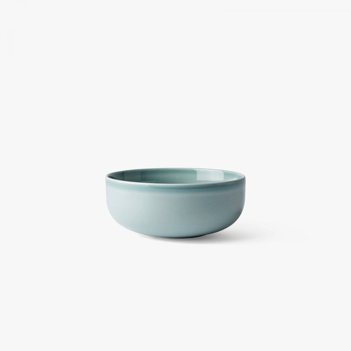 New Norm Bowl, Ø 17.5 cm, cool green.