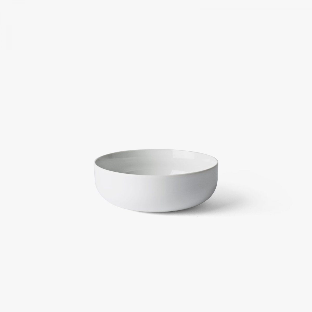 New Norm Bowl, Ø 17.5 cm, white.