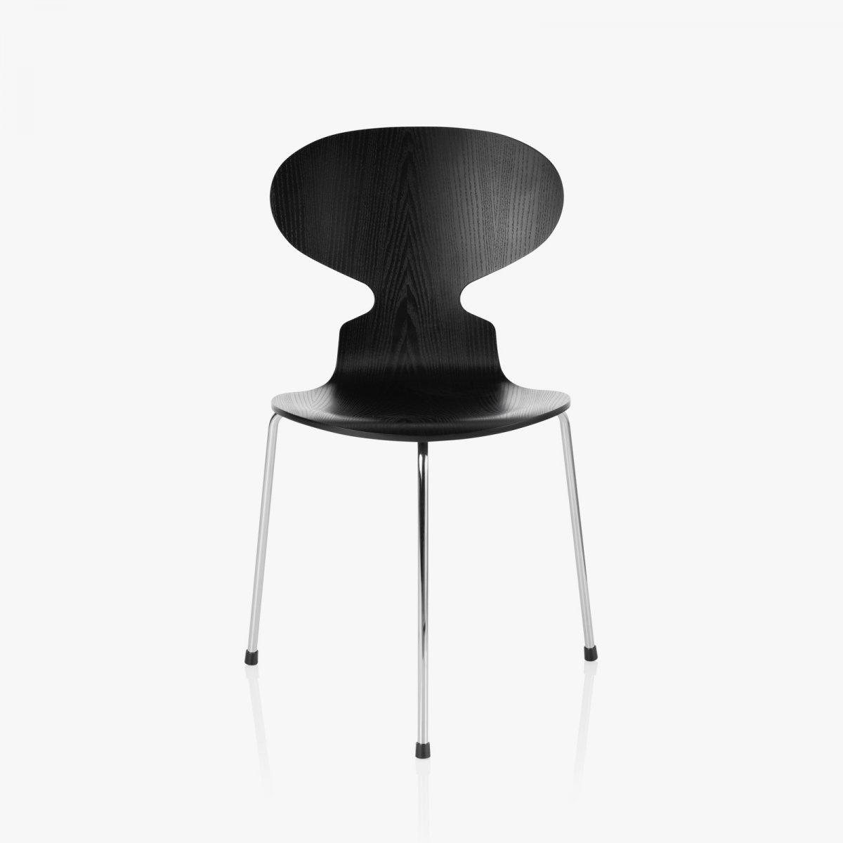 Ant chair 3100, black.