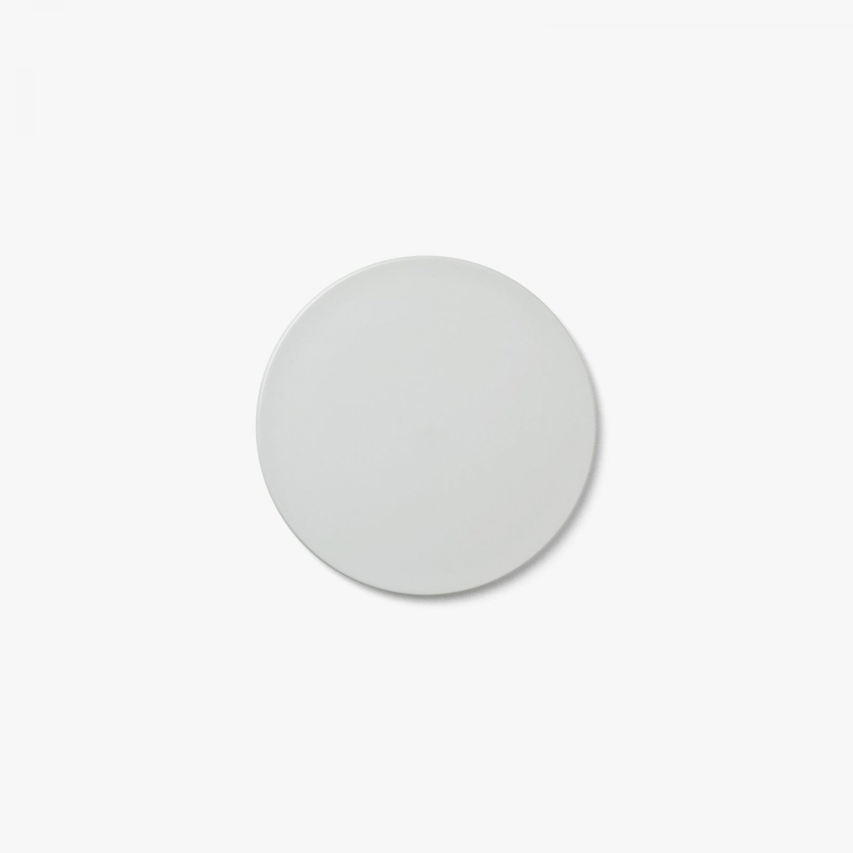 New Norm Plate/Lid, Ø 17.5 cm, white.