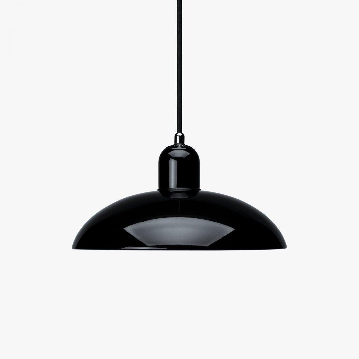 Kaiser Idell 6631-P, black.