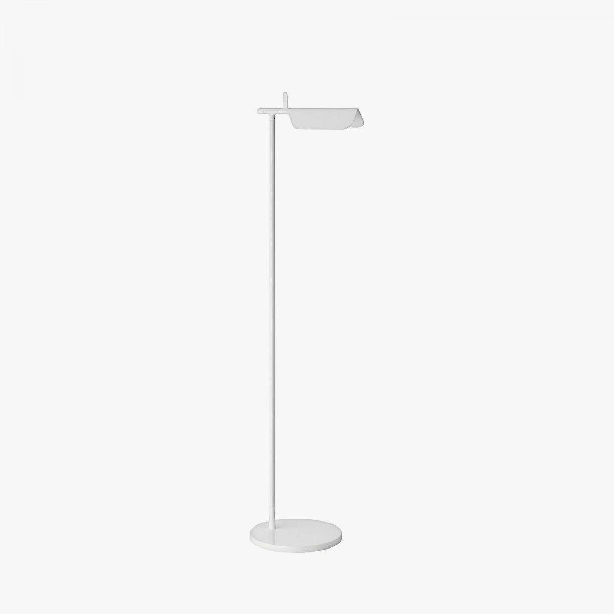 Tab Floor lamp, white.