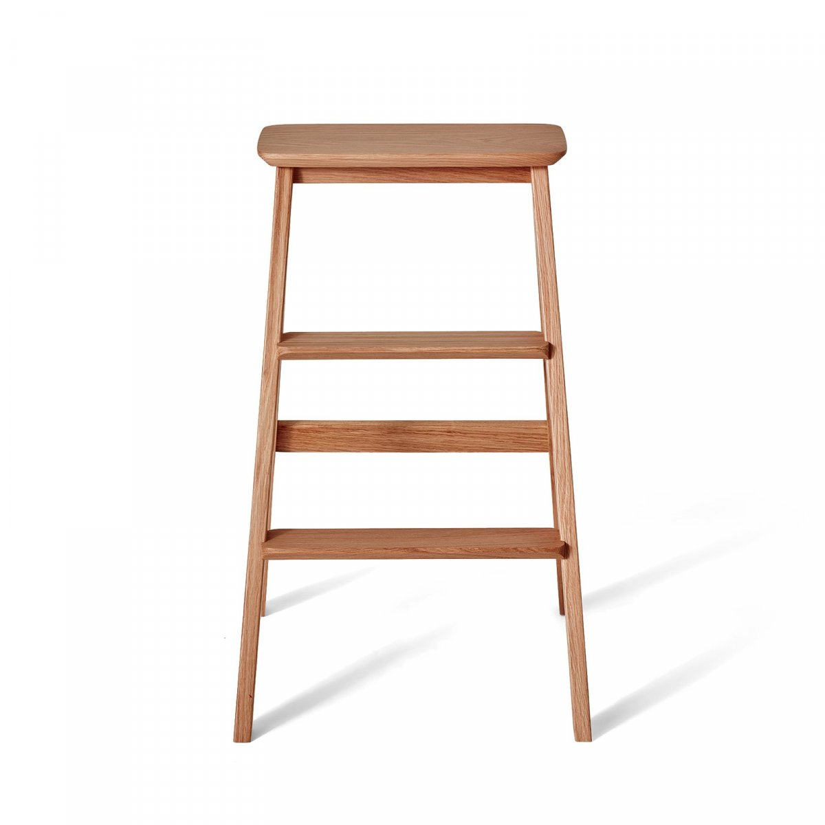 SO/HO Stool, front view.