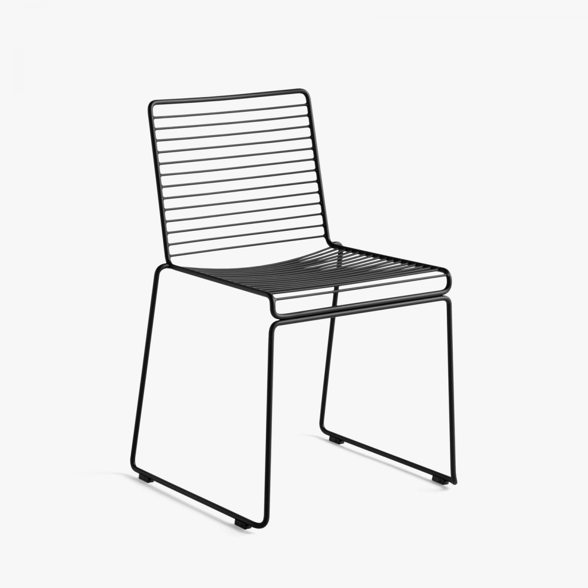 Hee Dining Chair, black.