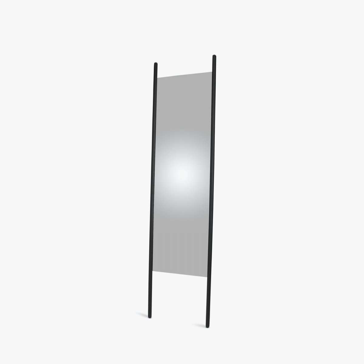 Georg Mirror, black.