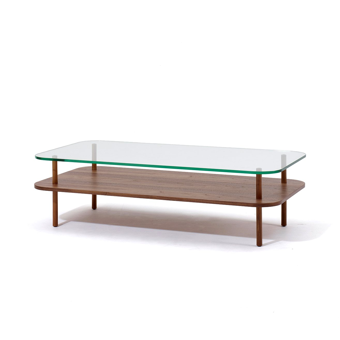 Unison Rectangular Coffee Table By Terence Woodgate For Scp Up Interiors