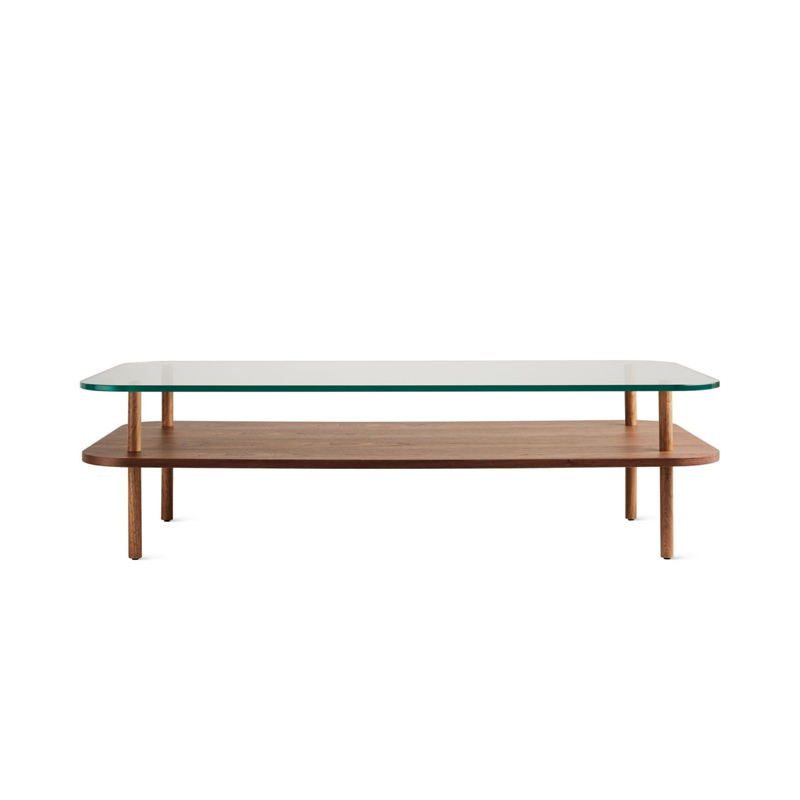 Unison Rectangular Coffee Table By Terence Woodgate For