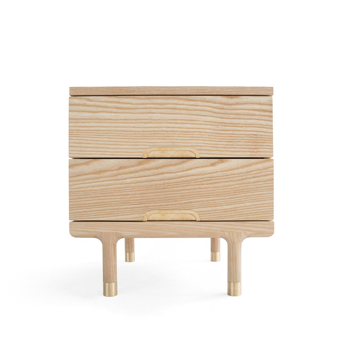 Simple Side Table By Kalon Studios Up Interiors