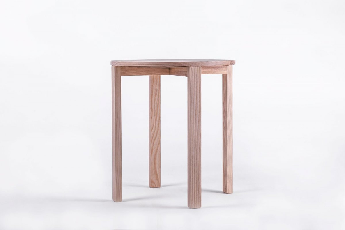 ST1 Side Table, ash.