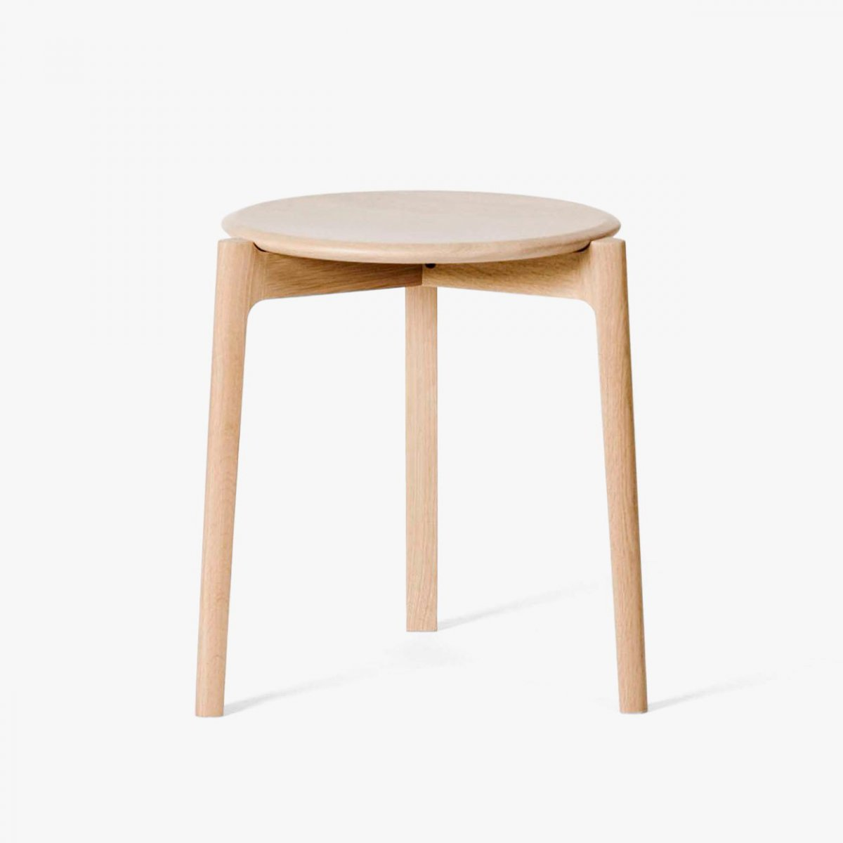 Svelto Round Stacking Stool.