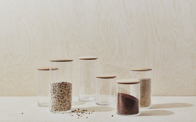 Simple Storage Containers.