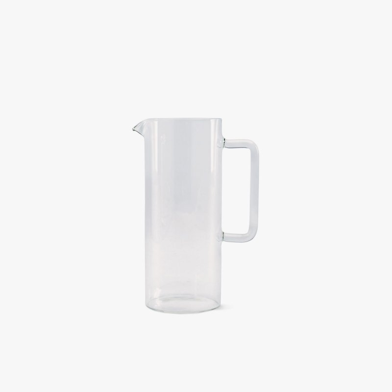 Tube Pitcher with Handle