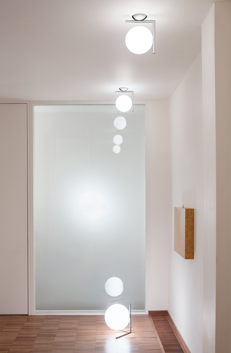 Ic Lights C W By Michael Anastassiades For Flos Up Interiors