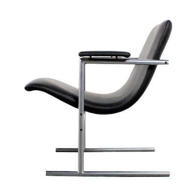 Novalux Oslo Chair by Rudi Verelst