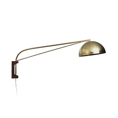 Allied Maker Half Dome Wall Lamp