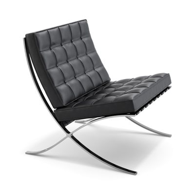 Knoll Barcelona Chair by Ludwig Mies van der Rohe
