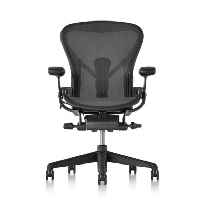 Herman Miller Aeron Chair by Bill Stumpf and Don Chadwick