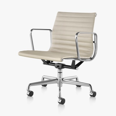 Herman Miller Eames Aluminum Group Management Chair by Charles and Ray Eames