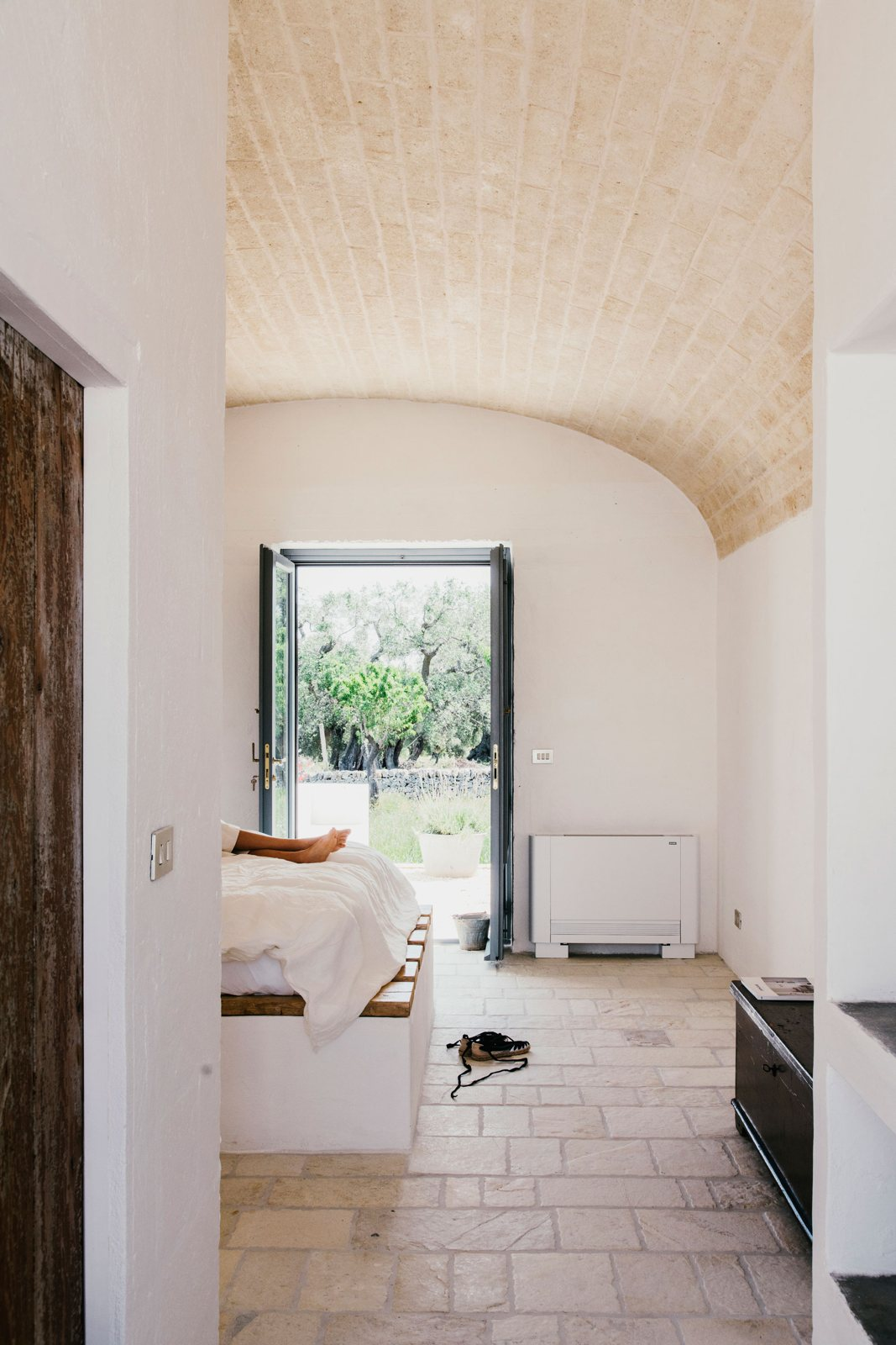 Masseria Moroseta By Andrew Trotter Up Interiors